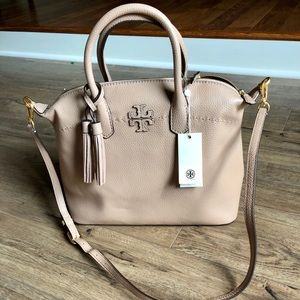 MCGRAW SLOUCHY SATCHEL handbag